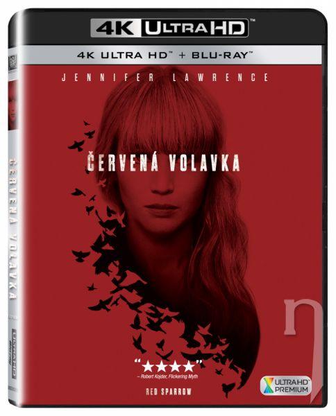 BLU-RAY Film - Rudá volavka