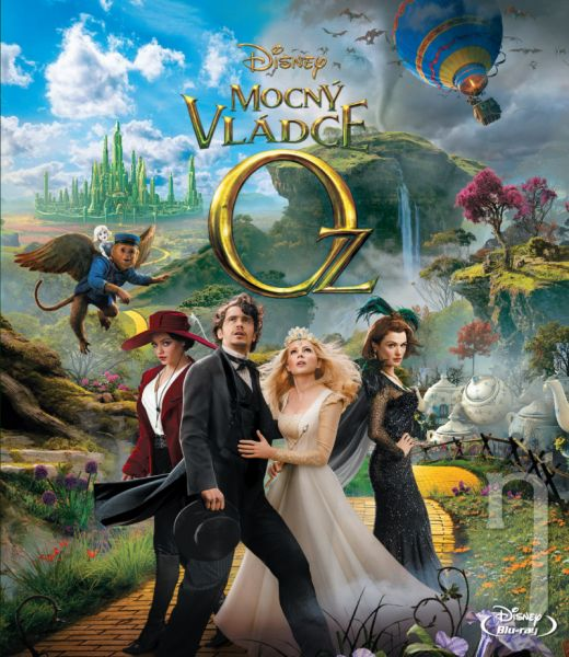 BLU-RAY Film - Cesta do krajiny Oz