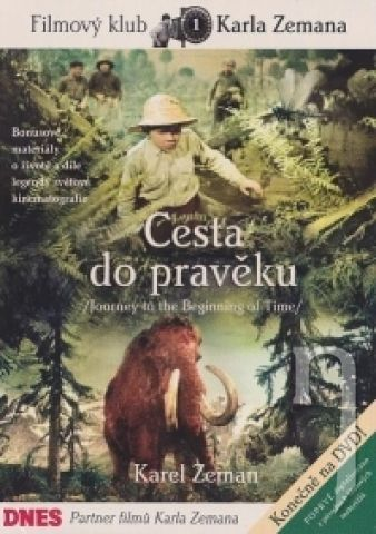 DVD Film - Cesta do pravěku
