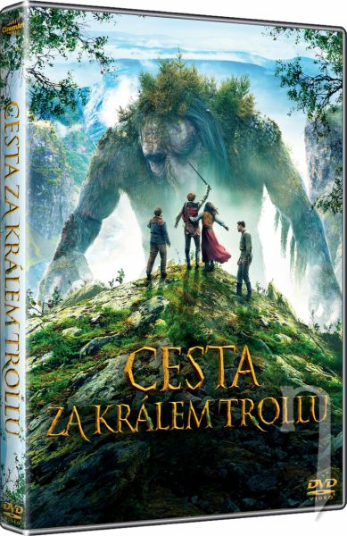 DVD Film - Cesta za králem trollů