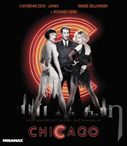 BLU-RAY Film - Chicago
