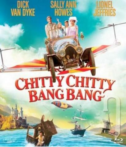 BLU-RAY Film - Chitty Chitty Bang Bang (Blu-ray)