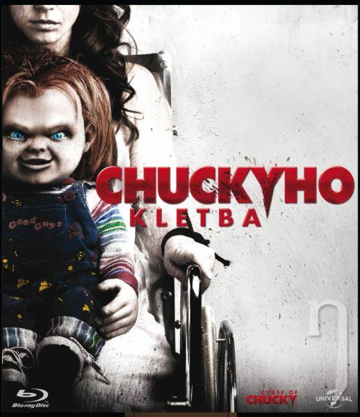 BLU-RAY Film - Chuckyho kletba