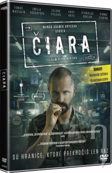 DVD Film - Čára
