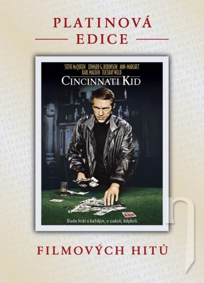 DVD Film - Cincinnati Kid