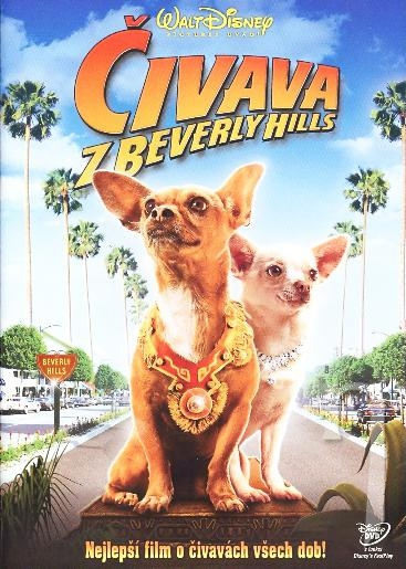 DVD Film - Čivava z Beverly Hills