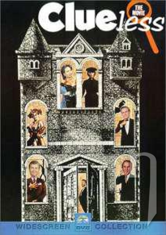 DVD Film - Clue