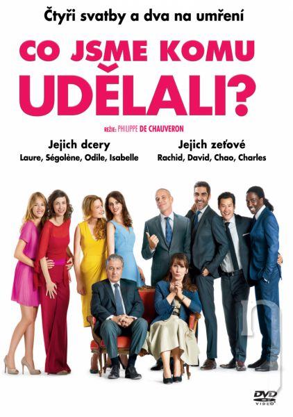 DVD Film - Co jsme komu udělali?