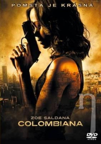 DVD Film - Colombiana (digipack)