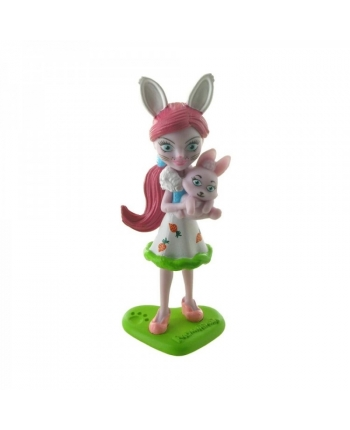 Figúrka Enchantimals - Bree Bunny & Twist  ( 10 cm )