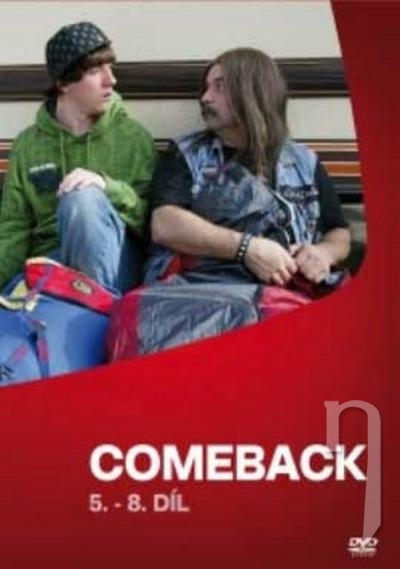 DVD Film - Comeback DVD II. (TV seriál)