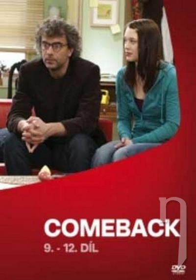 DVD Film - Comeback DVD III. (TV seriál)