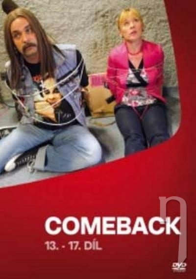 DVD Film - Comeback DVD IV. (TV seriál)