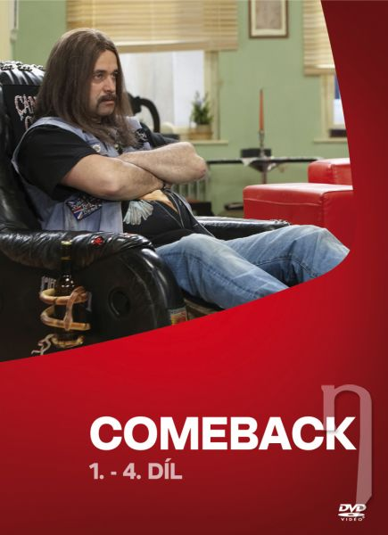 DVD Film - Comeback DVD I. (TV seriál)
