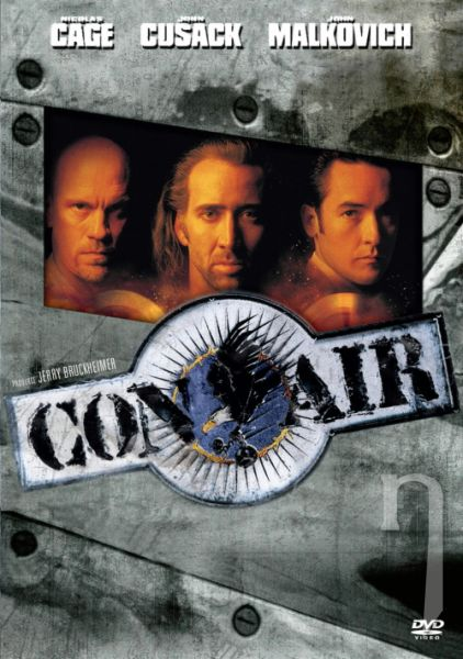 DVD Film - Con Air