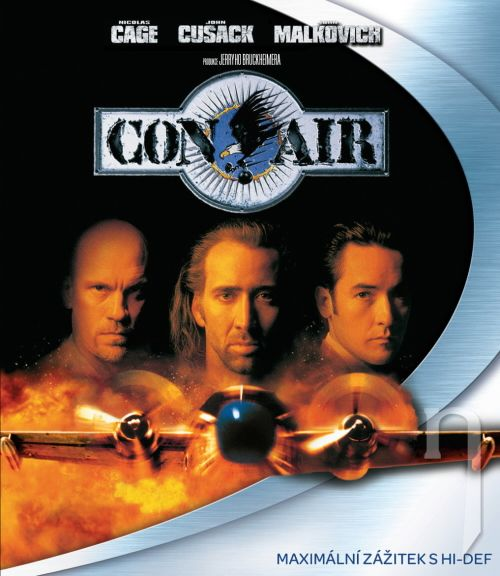 BLU-RAY Film - Con Air (Blu-ray)