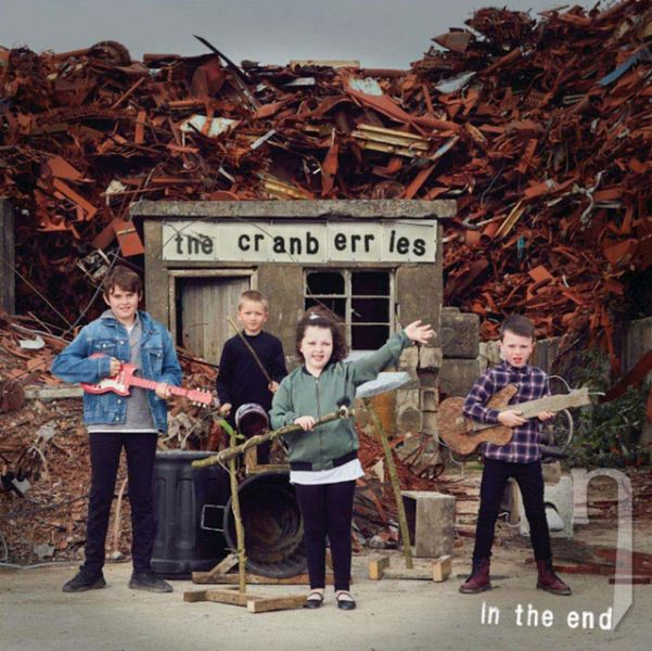 LP - CRANBERRIES - IN THE END