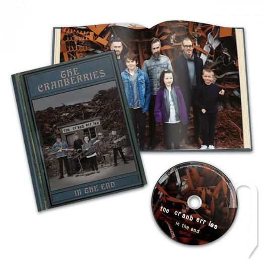 CD - CRANBERRIES - IN THE END (DeLuxe)