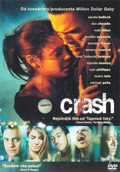 DVD Film - Crash (pap.box)