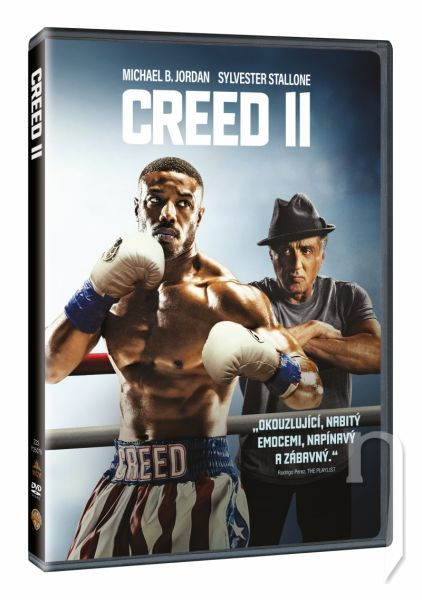 DVD Film - Creed II