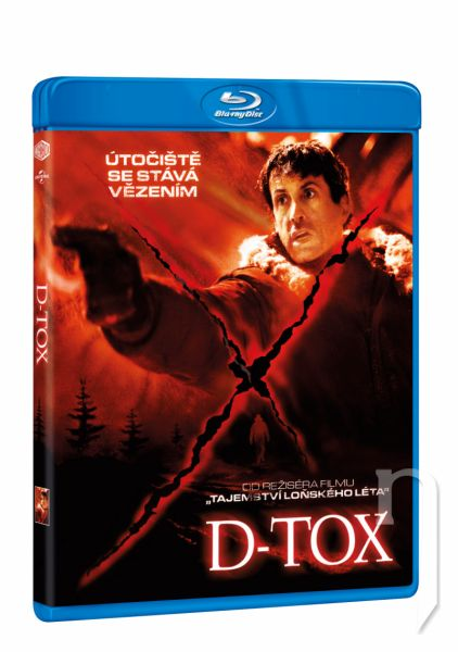 BLU-RAY Film - D-Tox