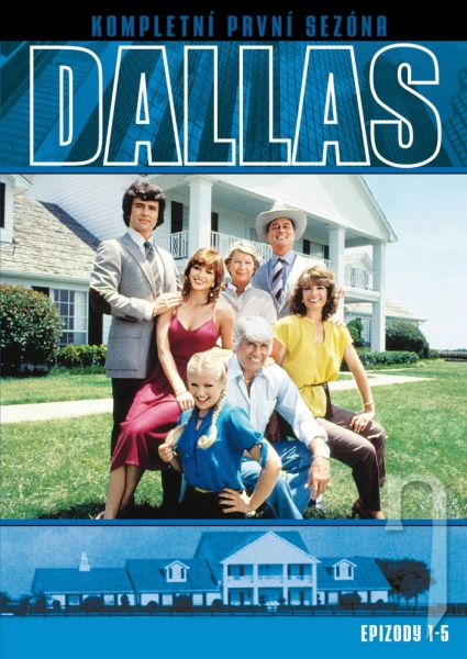 DVD Film - Dallas 1. série
