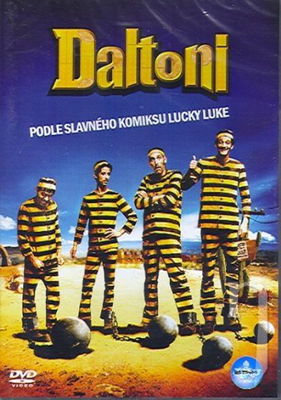 DVD Film - Daltoni