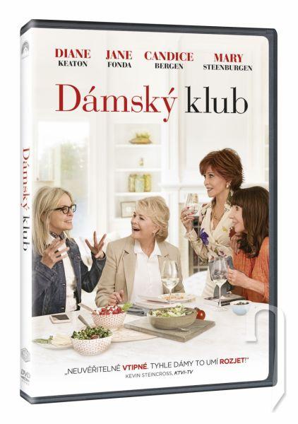 DVD Film - Dámsky klub