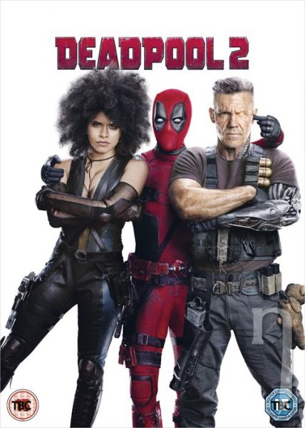 BLU-RAY Film - Deadpool 2 (UHD + BD)