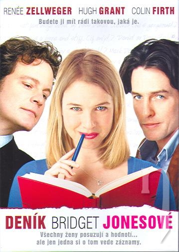 DVD Film - Denník Bridget Jones