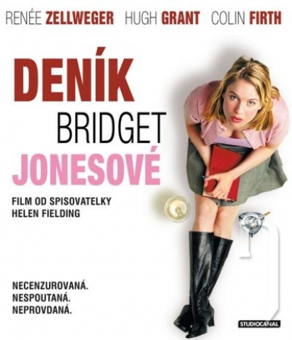 BLU-RAY Film - Denník Bridget Jones (Bluray)