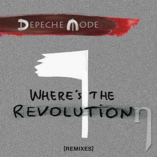 CD - DEPECHE MODE - WHERES THE REVOLUTION (maxi singel)
