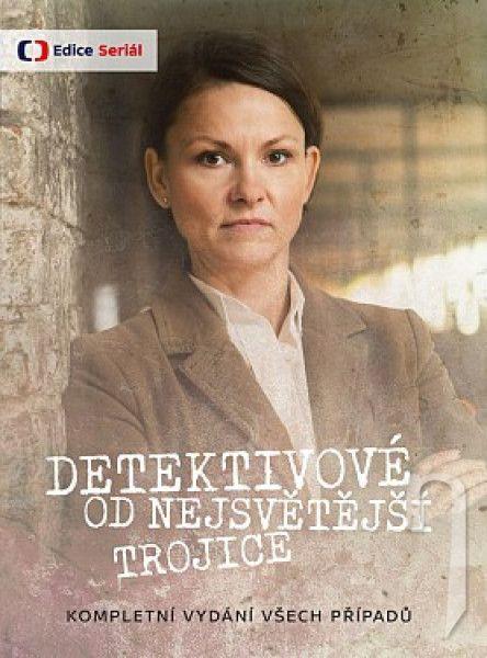 DVD Film - Detektivové od nejsvětější trojice (6DVD)