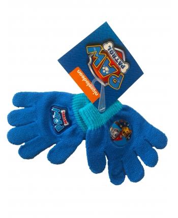 Detské rukavičky - Paw Patrol - modré