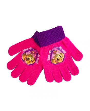 Detské rukavičky - Paw Patrol - ružové