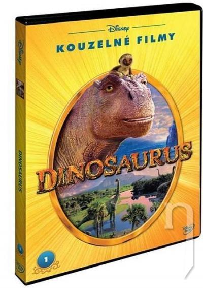Dvd dinosaurus sk - disney kouzelné filmy č.1