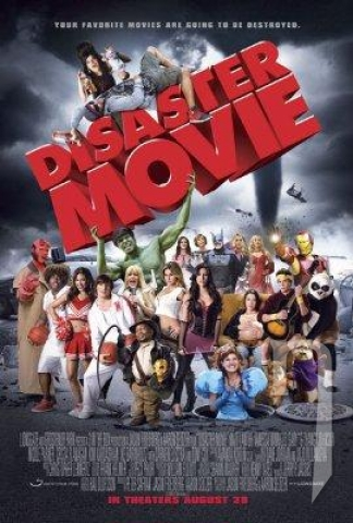 DVD Film - Disaster Movie