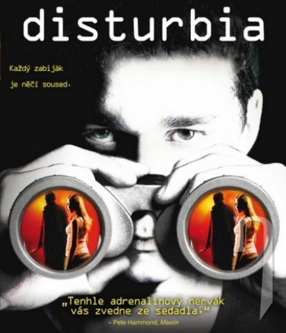 BLU-RAY Film - Disturbia (Bluray)