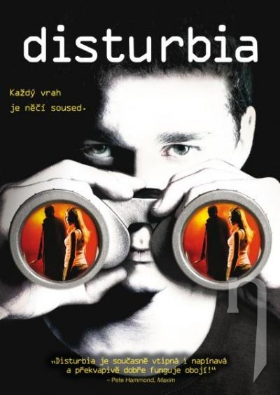 DVD Film - Disturbia