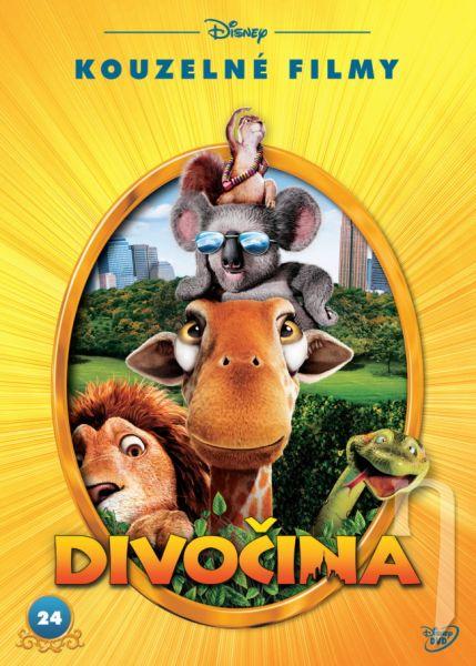 Divočina DVD (SK) - Disney Kouzelné filmy č.24 (DVD)