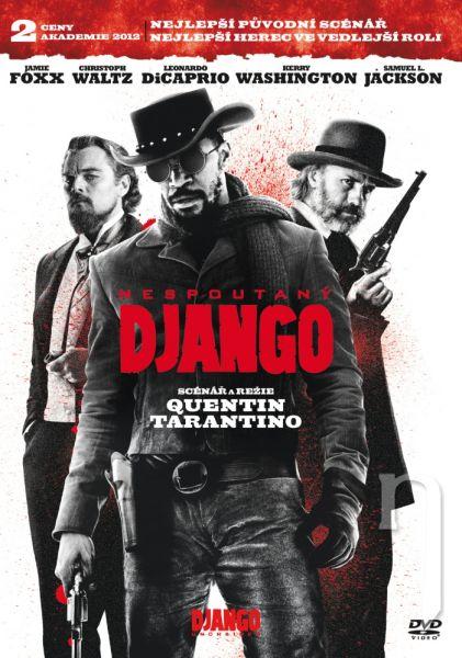 DVD Film - Nespoutaný Django