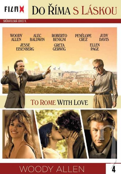 DVD Film - Do Ríma s láskou (filmX)