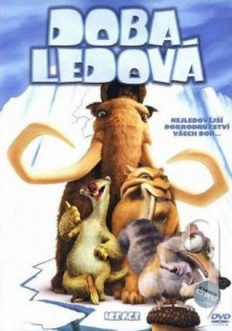 DVD Film - Doba ledová