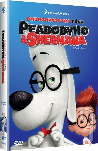 DVD Film - Dobrodružství pana Peabodyho a Shermana