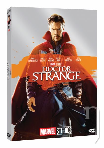 DVD Film - Doctor Strange - Edice Marvel 10 let
