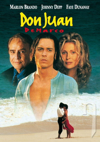 DVD Film - Don Juan DeMarco