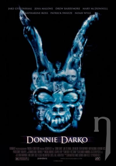DVD Film - Donnie Darko (digipack)