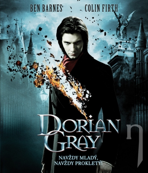 BLU-RAY Film - Dorian Gray (Bluray)