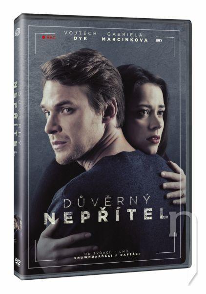 DVD Film - Důvěrný nepřítel