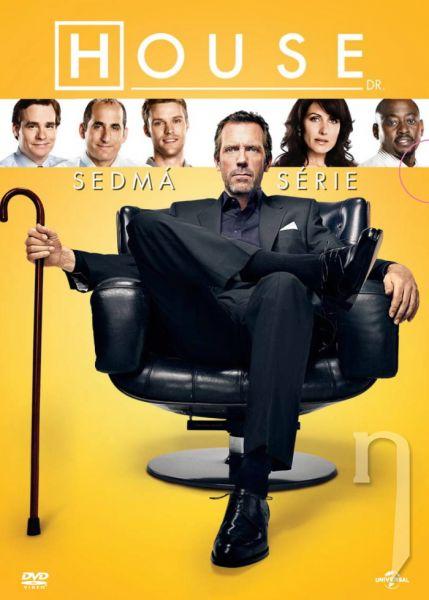 DVD Film - Dr. House (7.séria)